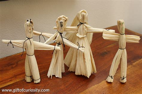 how to make a corn husk doll step by step how to make corn husk dolls gift of curiosity