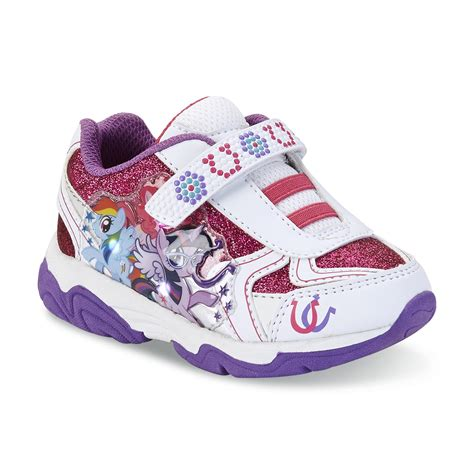 my little pony light up shoes hasbro my little pony s twinkle white pink