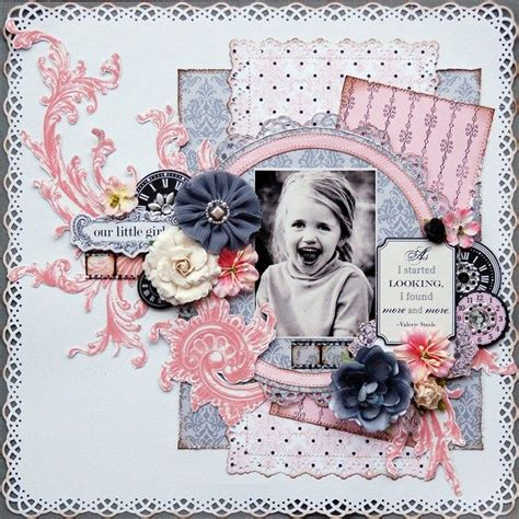 Creating Hybrid Scrapbook Layouts The Mad Cropper 4 by 1000 Images About Teresa Collins Timeless Project Ideas