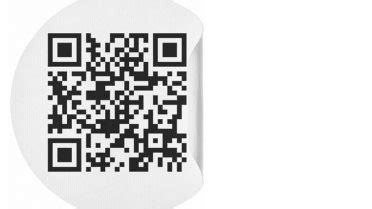 printable stickers for qr codes custom qr codes print qr code stickers for your business