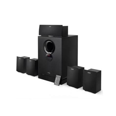 Home Theater Edifier Buy Edifier 5 1 Home Theater Dual Stereo Input With Sd Card Usb R501tiii In Pakistan