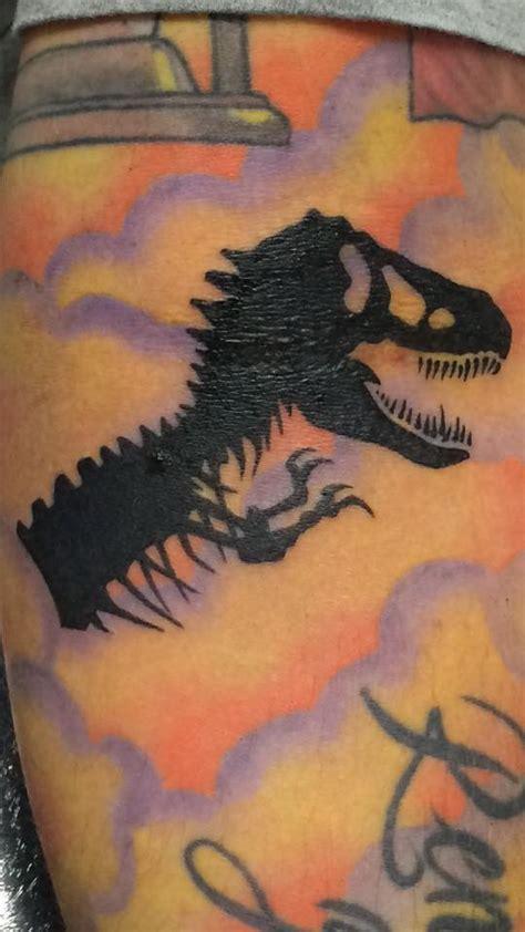 jurassic park tattoo jurassic park by mrandersiversen on deviantart
