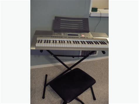 Keyboard Casio Lk 270 casio lk 270 keyboard with key lighting system saanich