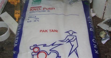 Pupuk Cpn Kno3 Merah Pak Tani fungsi pupuk kno3 merah dan kno3 putih petani top