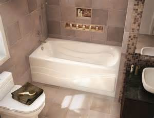 tenderness alcove bathtub maax professional