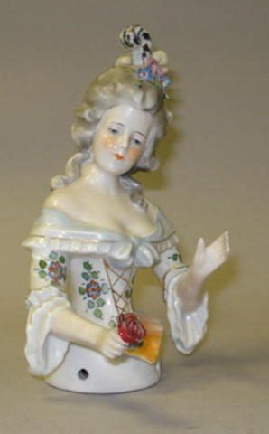 porcelain doll valuers 1300 best half dolls pincushions figurines images on