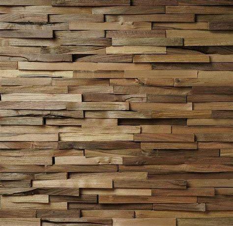 parete rivestita in legno pannelli 3d in legno tridimensionali