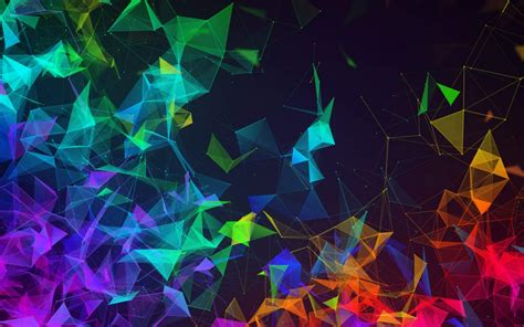 razer phone  abstract colorful hd  widescreen  wallpaper