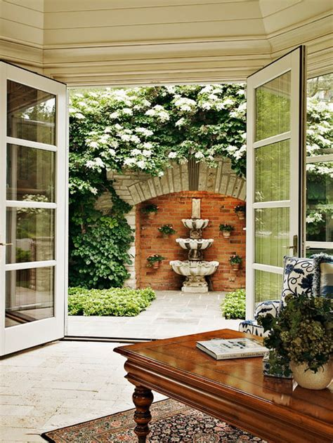 outdoor wall fountain home design ideas pictures remodel