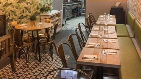 restaurant brooklyn kitchen  paris  chatelet