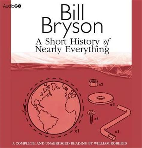 A History Of Nearly Everything By Bill Bryson Ebook a history of nearly everything bill bryson 9781445874012