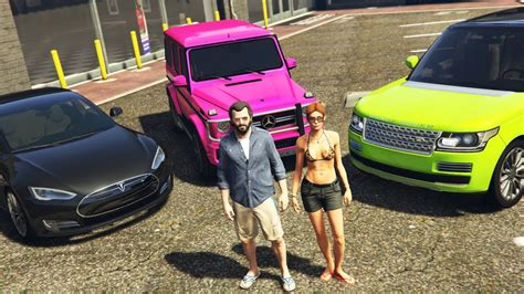 gta 5 real car mods my car collection youtube gta 5 real life mod 43 buying my girlfriend a new car
