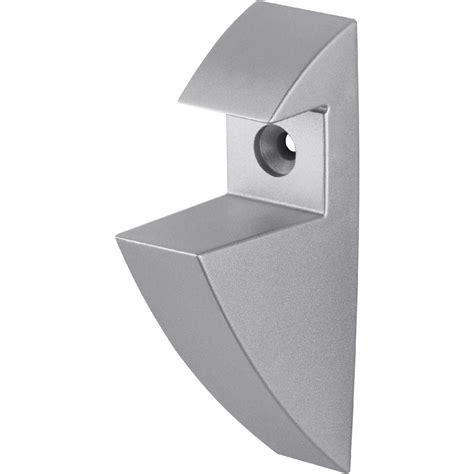 Shelf Clip Brackets by Glass Shelf Pair Mastershelf
