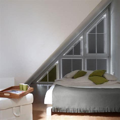 plissees f 252 r giebelfenster rollomeister de - Jalousie Dreiecksfenster