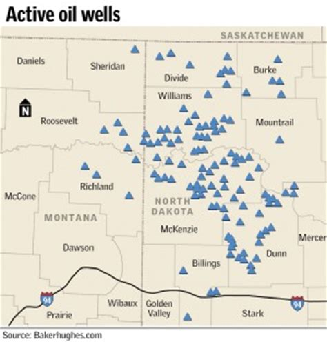 punching holes: high oil prices mean more drilling in