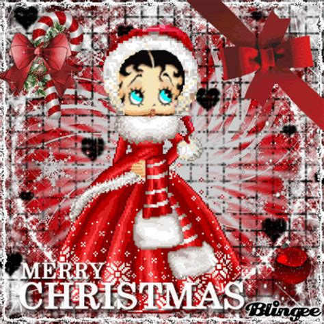 merry christmas betty boop quotes quotesgram