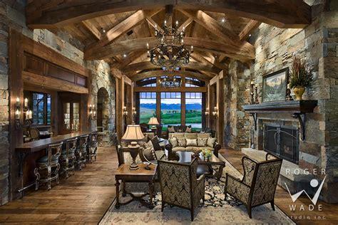 House Design Studio Bozeman | house design studio bozeman river farm rustic dining room
