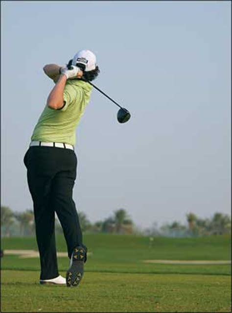 rory golf swing golf swing tips rory mcilroy swing sequence