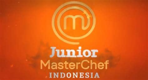 Master Bahasa Indonesia junior masterchef indonesia musim 1 bahasa
