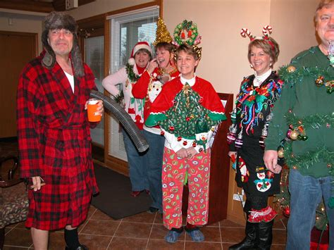 the kingdom employee ugly sweater contest