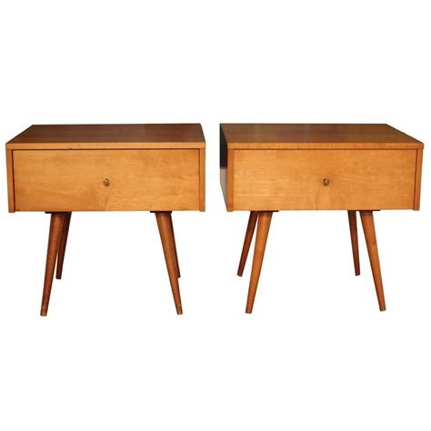 Mid Century Modern Nightstands For Sale by Mid Century Nightstand By Dixie Furniture Co For Sale At