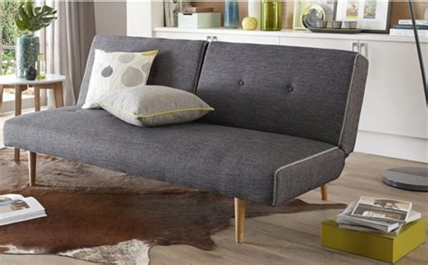 Dfs Retro Sofa by Midcentury Inspired Smooth Sofa Bed At Dfs Retro To Go