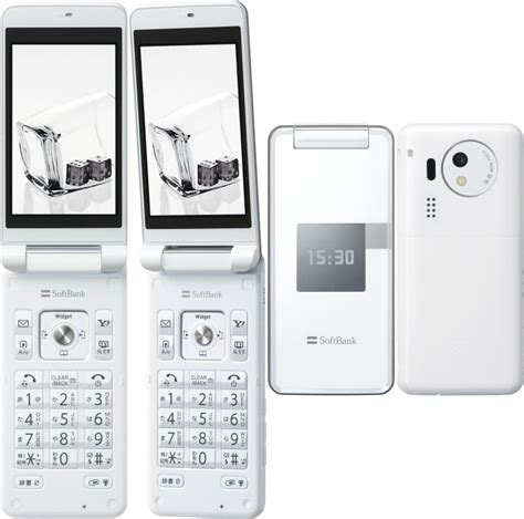 Softbank To Release Hello all models of softbank mobile 2009 model released today announcement gigazine