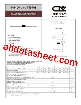 datasheetpdf cheng yi electronic