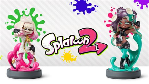 pre order the splatoon 2 pearl and marina amiibo 2 pack imore splatoon 2 is getting a splat acular starter edition collect a box