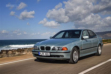 photoshoot with the iconic bmw e39 5 series