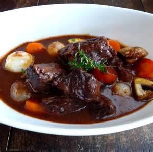 boeuf bourguignon recipe dishmaps - Beef Bourguignon Dinner