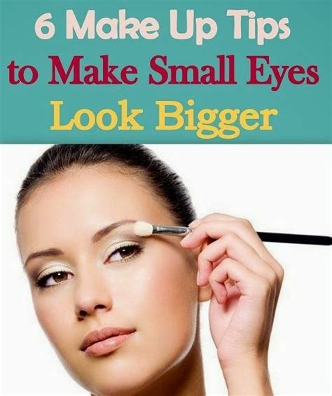 eyeliner tutorial to make eyes bigger step by step eye makeup techniques for small eyes how to