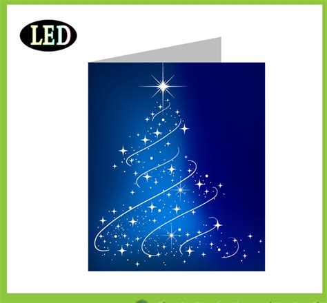 Cards With Lights - led lighted greeting cards buy led lighted greeting
