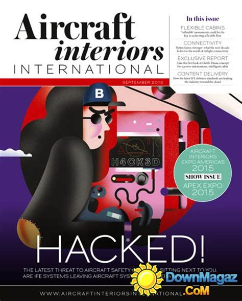 Aircraft Interiors Magazine by Aircraft Interiors International September 2015