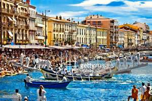 traditional joust in sete stock photo getty images