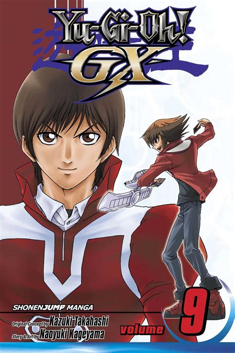Yugioh Gx Vol 1 yu gi oh gx vol 9 book by naoyuki kageyama official publisher page simon schuster