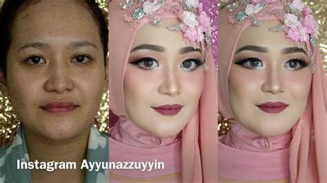 dvd tutorial makeup pengantin makeup cantik anti mahal use drugstore lokal makeup