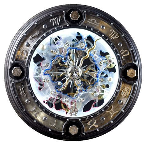 Modern Wall Clock timeless chinese inventions 187 reach unlimited