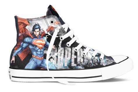 Harga Converse X Dc Comic converse releases dc comics collection for batman vs