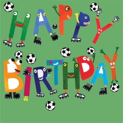 Football Birthday Card Football Birthday Cards Gangcraft Net