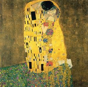 Klimt Der Kuss Interpretation by The Klimt Painting