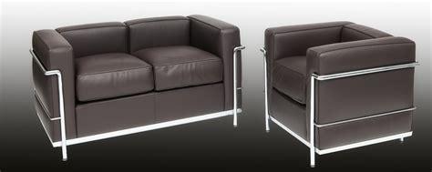 lc sofa lc 22 sofa cioccolato steelform the best