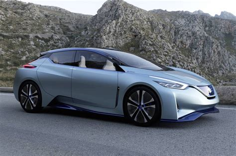 nissan concept nissan ids concept unveiled at previews