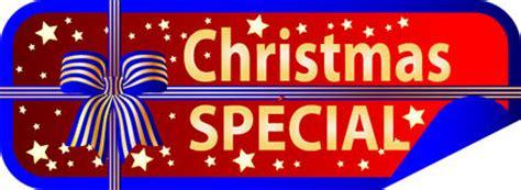 red x mas special button stock illustration. image of