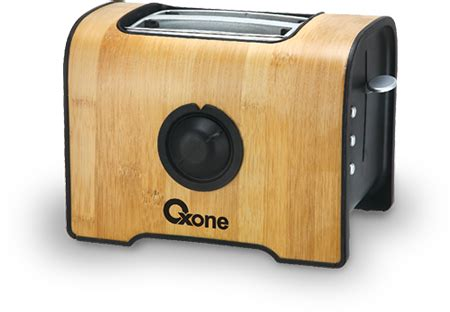 Oxone Bamboo Bread Toaster Ox 951 oxone world bamboo bread toaster