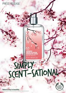 New Parfum The Bodyshop Reject Japanese Cherry Blossom 50ml Edt chocolate cats the shop japanese cherry blossom