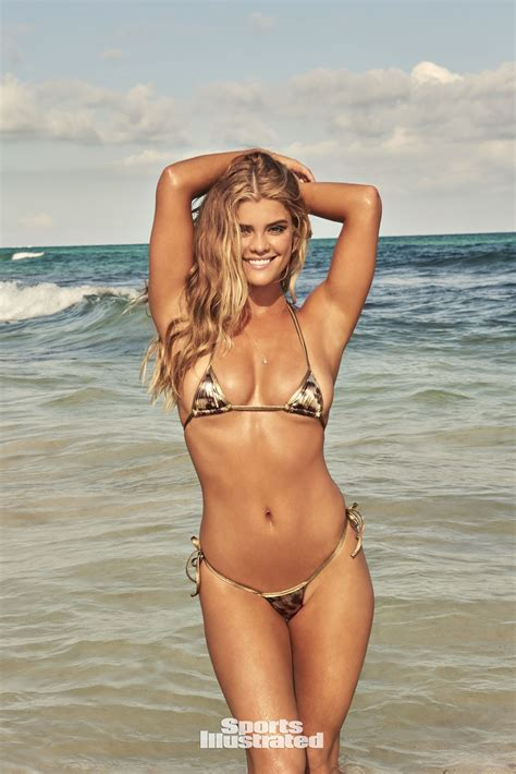 nina agdal for sports illustrated swimsuit 2017 celebzz