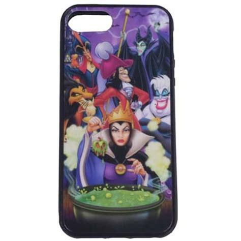 disney iphone 5/5s case villains maleficent & friends