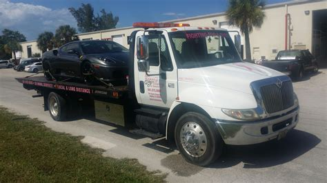 combined towing all hooked up towing recovery in jupiter fl 33458
