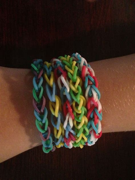 30 best ideas about rainbow loom bracelet on